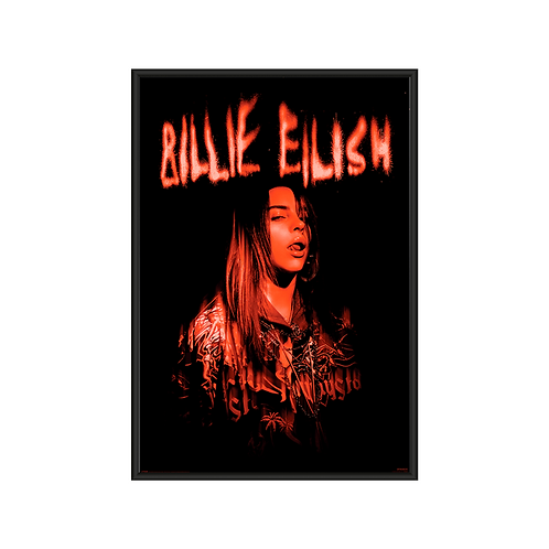 Poster G - Billie Eilish