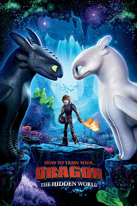 POSTER M PY PP 34451 HOW TO TRAIN YOUR DRAGON