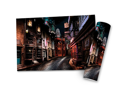 Poster Harry Potter - Beco Diagonal