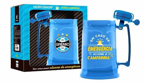 Caneca Gel c/ Campainha 450ml - Grêmio