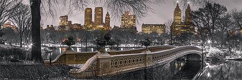 Pôster H - New York   Central Park
