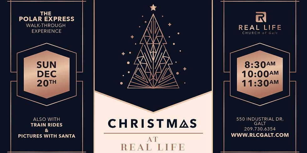 Christmas at Real Life | Dec 20th