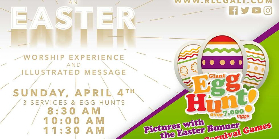 Easter at Real Life Church