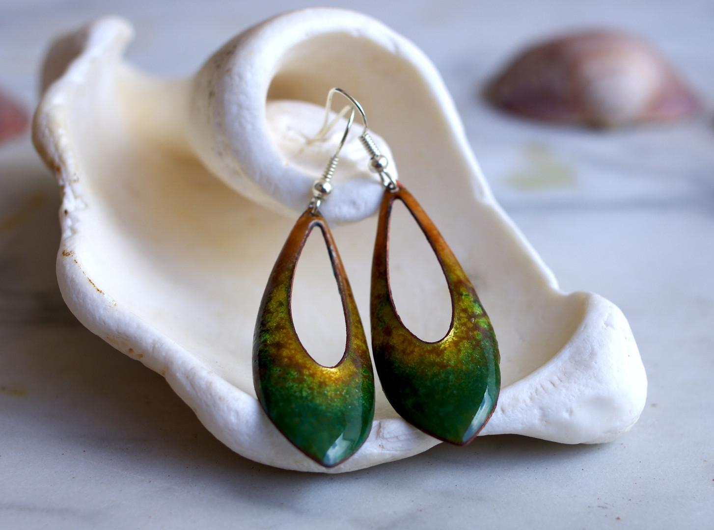 Babucha earrings