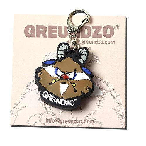 PORTACHIAVI GREUNDZO/A DOUBLE FACE