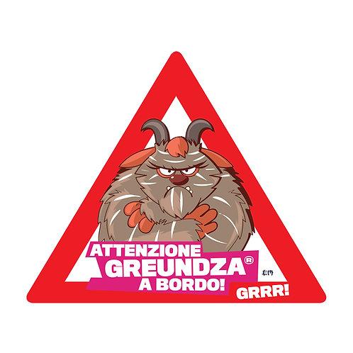 ADESIVO Greundza