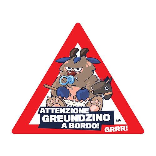 ADESIVO Greundzino