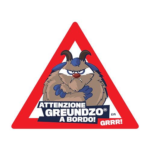 ADESIVO Greundzo