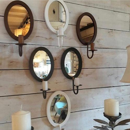 Ovalo con Espejo