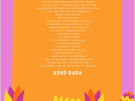 ADHD POEM