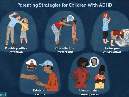 ADHD MEDICATION FOR YOUNG CHILDREN