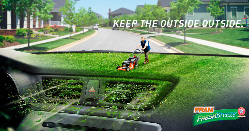 FreshBreeze Lawnmower