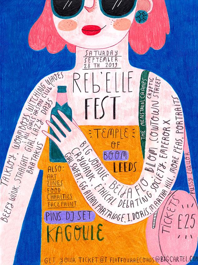 Affice Reb'Elle Fest
