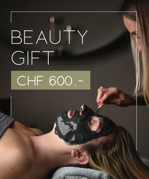 Gift Card CHF 600.-