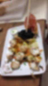 Dessert du caudalies Questembert 56230
