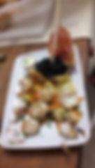 Dessert Les caudalies Questembert