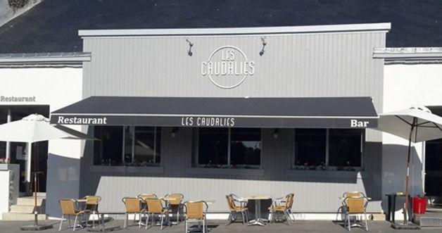 Restaurant les Caudalies à Questembert 56230