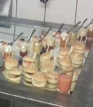 Mini Hamburger Les caudalies Questembert