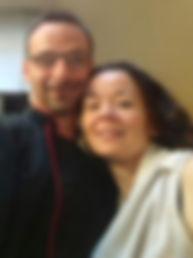 Virginie et Martial vous souhaite la bienvenue aux Caudalies à Questembert