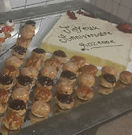 """Menu de groupe """"Dessert"""" Les caudalies Questembert"""