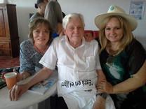Jim Humble oslavil včera své 88 narozeniny