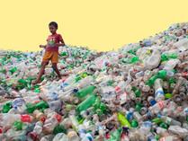 Kontrolujte označení na plastových láhvích a obalech