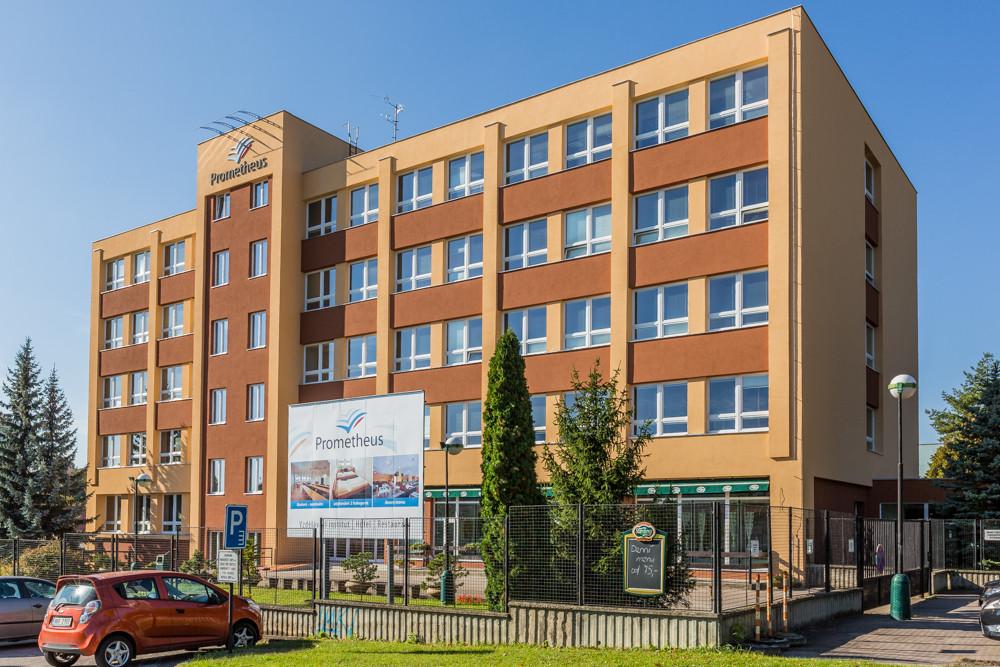 Hotel Prometheus v Brně
