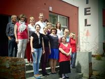 Kurz měření, 13.-14.5.2017, Brno