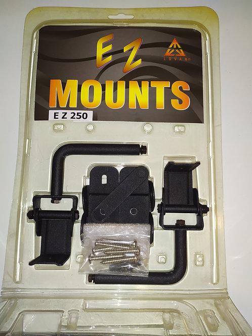 EZ MOUNT 250 (black) (Speaker Bracket)