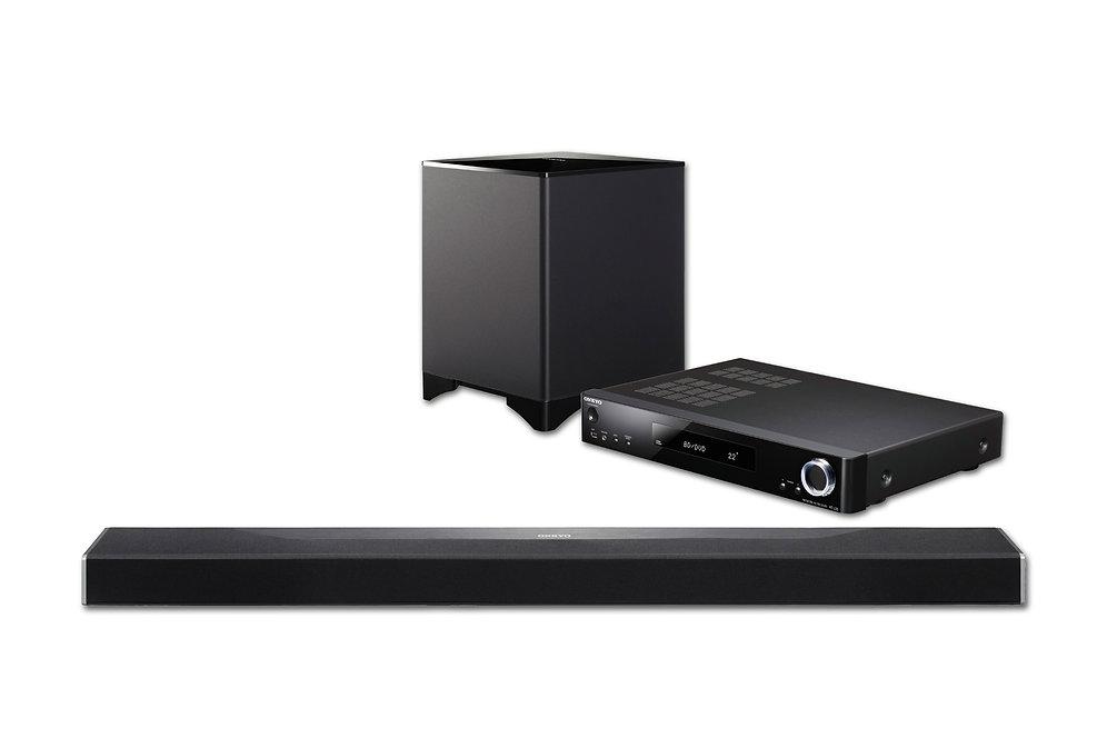 LS7200 3D Soundbar System
