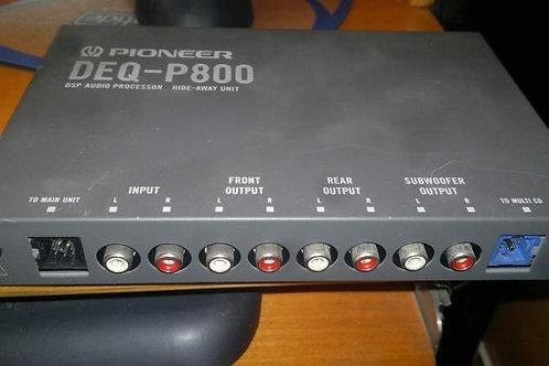 Pioneer DEQ-P800 (Car Equalizer)