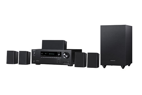 HT-S3910 5.1-Ch Home Theater Receiver & Speaker Package