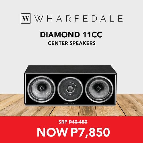 Diamond 11CC Center Speakers