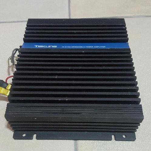 Tekline TK-8100 bridgeable Power Amplifier