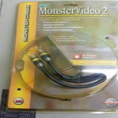 Monster Cable  Video2 MVSV2 (1m)