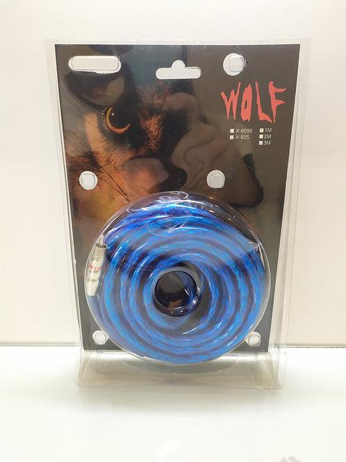 Wolf X – 825 (5m)