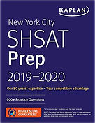 Purchase Kaplan SHSAT Book