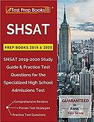 Purchase Test Prep Books SHSAT Prep Book