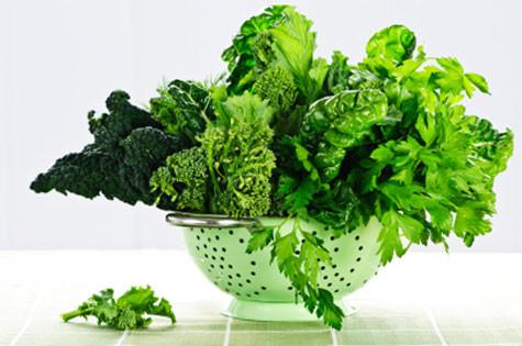 Leafy Greens!