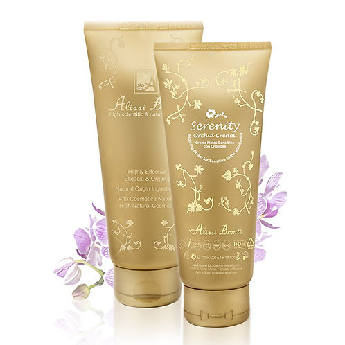 SERENITY ORCHID CREAM Soothing with Orchid (210ml)