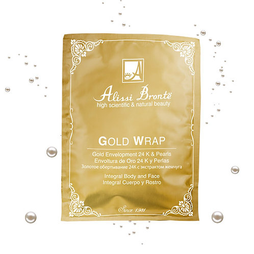 GOLD WRAP Gold 24K & Pearls Envelope (10pcs x 30g)