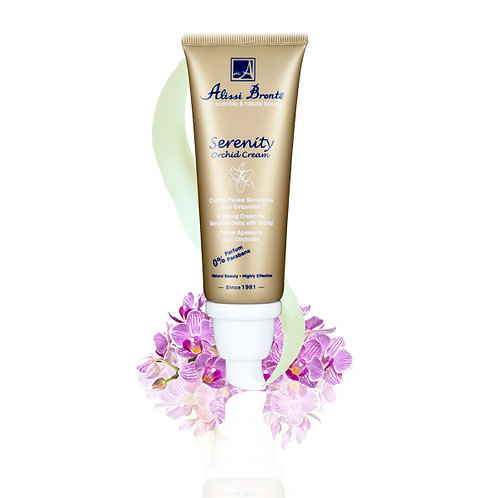 SERENITY ORCHID CREAM Soothing with Orchid (75ml) + GIFT (20ml)