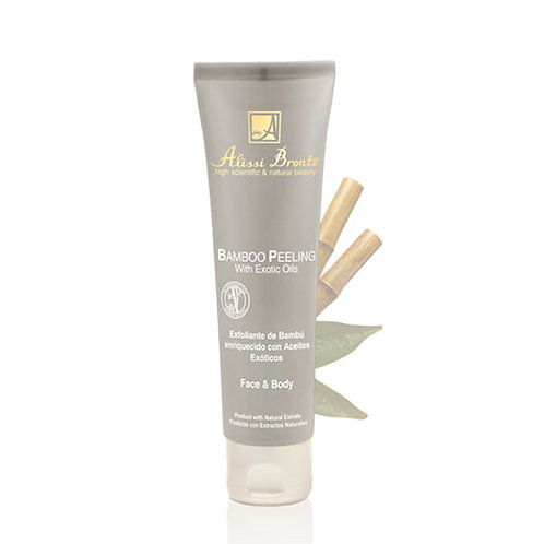 BAMBOO PEELING with Bamboo and Olive Oil (75g)