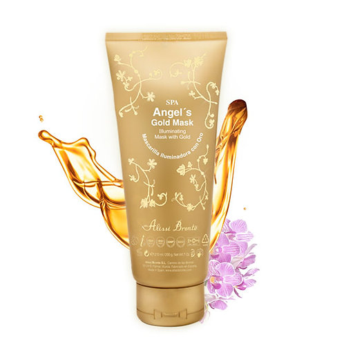 ANGELS GOLD MASK Illuminating Mask with Gold (200g)