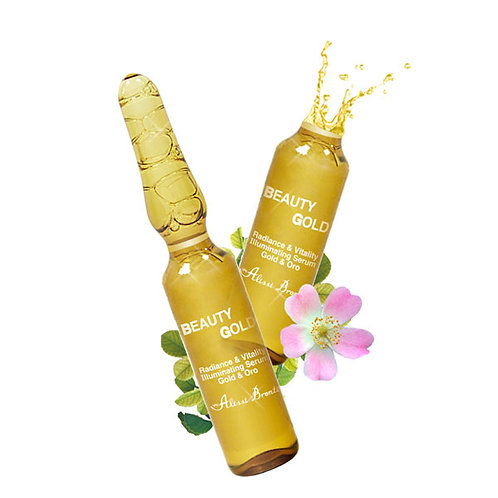 BEAUTY GOLD Concentrated Anti-age Serum (10pcs x 2ml)