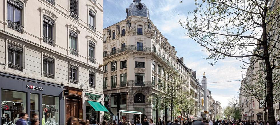 République Grolée Carnot - Paris