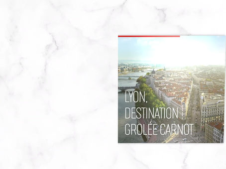 """Lyon, Grolée Carnot: the new retail destination"""