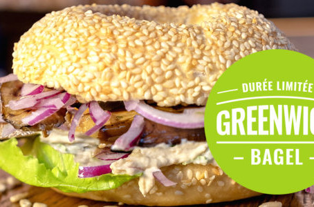 GREENWICH bagel