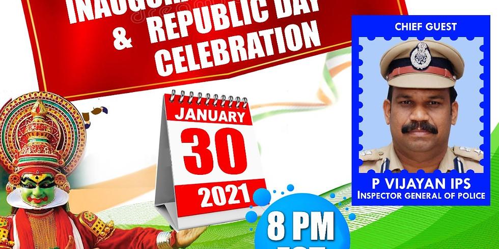 KANJ 2021 Inaugural Ceremony & Republic Day Celebration