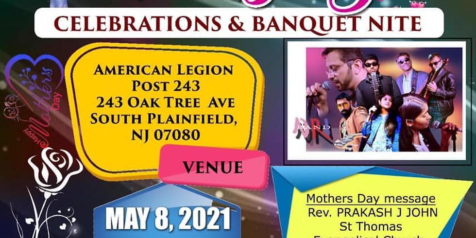 KANJ Mother's Day Celebrations '21.